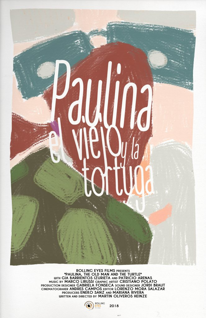 Paulina, the Old Man and the Turtle | Rolling Eyes Films