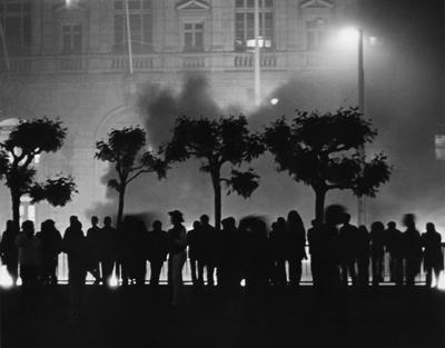 White Night Riot, SF City Hall, May 21, 1979 by Daniel Nicoletta